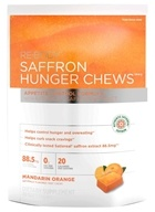 ReBody - Hunger Chews Mandarin Orange with Satiereal Saffron Extract - 30 Chew(s)
