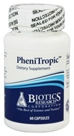 Biotics Research - PheniTropic - 60 Capsules, from category: Professional Supplements