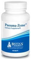 Biotics Research - Pneuma-Zyme - 100 Tablets, from category: Professional Supplements