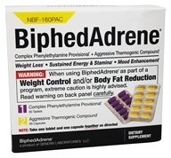Image of Generix Laboratories - BiphedAdrene - 120 Capsules