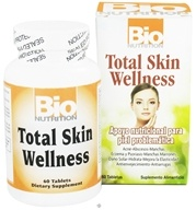 Image of Bio Nutrition - Total Skin Wellness - 60 Tablets