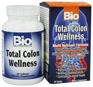 Image of Bio Nutrition - Total Colon Wellness - 60 Tablets