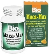 Bio Nutrition - Maca-Max 1000 mg. - 30 Tablets (854936003099)