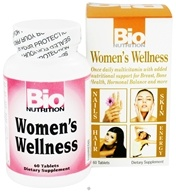 Image of Bio Nutrition - Women's Wellness - 60 Tablets DAILY DEAL