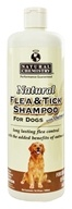 Natural Chemistry - Natural Flea & Tick Shampoo With Oatmeal For Dogs - 16.9 oz.