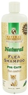 Image of Natural Chemistry - Natural Flea Shampoo For Cats - 16.9 oz.