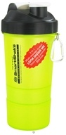 SmartShake - 3 in 1 Multi Storage Shaker BPA Free Monster - 20 oz., from category: Sports Nutrition
