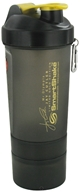 SmartShake - 3 in 1 Multi Storage Shaker BPA Free Jay Cutler Limited Gold Edition - 27 oz.