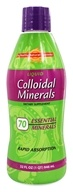 Image of Healthy Natural Systems - Liquid Colloidal Minerals Rapid Absorption - 32 oz.