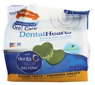 Image of Nylabone - Advanced Oral Care Dental Hearts Dog Chews - 14 Piece(s)