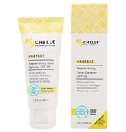 MyChelle Dermaceuticals - Replenishing Solar Defense Sun Protection Lotion Anti-Aging 30 SPF - 2.3 oz.