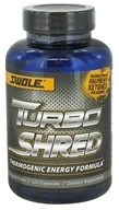 Image of Swole Sports Nutrition - Turbo Shred Thermogenic Fat-Burner - 120 Capsules