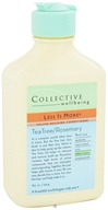 Image of Collective Wellbeing - Conditioner Less Is More Volume Building Tea Tree & Rosemary - 8.5 oz.