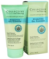 Image of Collective Wellbeing - Facial Cleanser Hydrating Gel Cleanser with Aloe Vera & Sea Kelp - 5.1 oz.