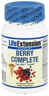Image of Life Extension - Berry Complete High ORAC Complex 400 mg. - 30 Vegetarian Capsules