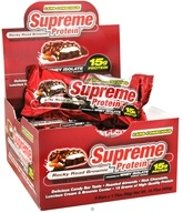 Image of Supreme Protein - Carb Conscious Bar 15g Protein Rocky Road Brownie - 1.75 oz.