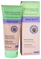Collective Wellbeing - Good Glide Personal Lubricant with Aloe Vera Natural Berry Flavored - 3.4 oz. - $6.62