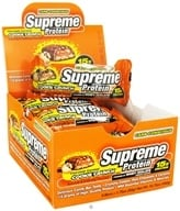 Supreme Protein - Carb Conscious Bar 15g Protein Chocolate Caramel Cookie Crunch - 1.75 oz.
