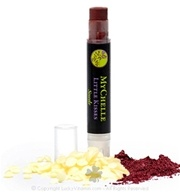 Image of MyChelle Dermaceuticals - Minerals Little Kisses Lipstick Suede - 0.1 oz. CLEARANCE PRICED