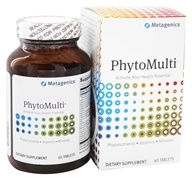 Metagenics - PhytoMulti without Iron - 60 Tablets
