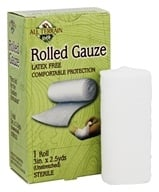 All Terrain - Rolled Gauze Latex Free 3 in x 2.5 yds - 1 Roll(s)