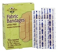 All Terrain - Fabric Bandages Assorted Latex Free - 30 Bandage(s)