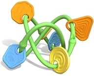 Image of Green Toys - My First Twist Teether Ages 0+