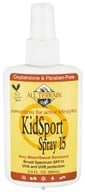 All Terrain - KidSport Spray 15 SPF - 3 oz. CLEARANCE PRICED