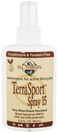Image of All Terrain - TerraSport Spray 15 SPF - 3 oz. CLEARANCE PRICED