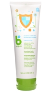 BabyGanics - Moisturizing Eczema Care Skin Protectant Cream Bye Bye Dry Fragrance Free - 8 oz. Value Size