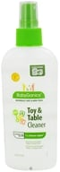 Image of BabyGanics - Toy & Table Cleaner The Cleaner Upper Fragrance Free - 6 oz.