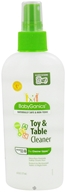 BabyGanics - Toy & Table Cleaner The Cleaner Upper Fragrance Free - 6 oz.