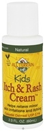 All Terrain - Kids Itch & Rash Cream - 2 oz. CLEARANCE PRICED