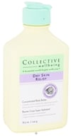Collective Wellbeing - Dry Skin Relief Concentrated Body Butter with Aloe Vera & Chamomile - 8.5 oz.