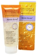 Collective Wellbeing - Good Glide Personal Lubricant with Love Beads - 3.4 oz.