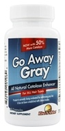 Rise-N-Shine - Go Away Gray All Natural - 60 Capsules (899130001069)