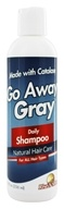 Rise-N-Shine - Go Away Gray All Natural Shampoo - 8 oz. by Rise-N-Shine