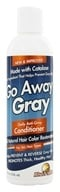 Rise-N-Shine - Go Away Gray All Natural Conditioner - 8 oz. - $15.29