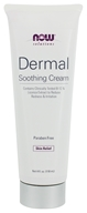 Image of NOW Foods - Dermal Soothing Cream - 4 oz. CLEARANCE PRICED