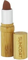 Suncoat - Lipstick In Bamboo Cartridge Coffee Mocha - 0.23 oz.