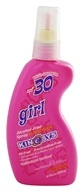 KINeSYS - Performance Sunscreen Spray Girl Vanilla-Green Tea 30 SPF - 4 oz.