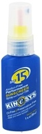 Image of KINeSYS - Performance Sunscreen Spray Mango 15 SPF - 1 oz. CLEARANCE PRICED