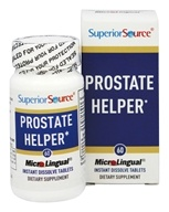 Superior Source - Prostate Helper Instant Dissolve - 60 Tablets, from category: Nutritional Supplements