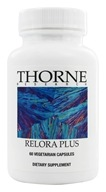 Thorne Research - Relora Plus - 60 Vegetarian Capsules - $30.90