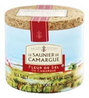 Le Saunier De Camargue - Fleur De Sel Sea Salt - 4.4 oz., from category: Health Foods