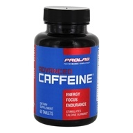 Prolab Nutrition - Advanced Caffeine - 60 Tablets CLEARANCE PRICED, from category: Nutritional Supplements