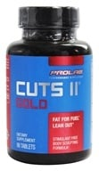 Prolab Nutrition - Cuts II Gold - 90 Tablets