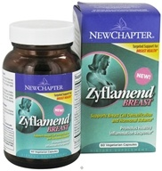 New Chapter - Zyflamend Breast - 60 Vegetarian Capsules
