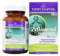 Image of New Chapter - Zyflamend Prostate - 60 Softgels