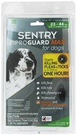 Sergeant's Pet Care - Sentry FiproGuard Max For Dogs 23-44 lbs. - 3 Applications,CLEARANCE PRICED